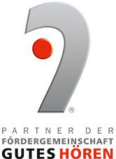 Logo der Fördergemeinschaft Gutes Hören