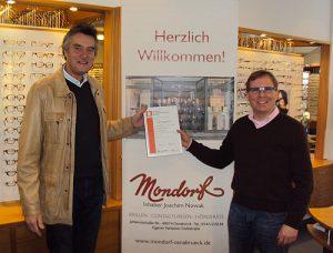 Brillen & Hörgeräte Ernst Osnabrück: Generationenfreundlich