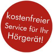 kostenfreier Service für Hörgeräte bei Ernst in Osnabrück