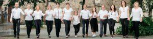 Das gesamte Team von Brillen & Hörgeräte Ernst/ Mondorf